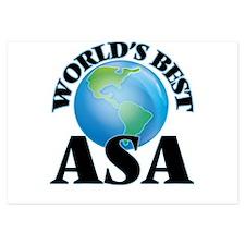 World's Best Asa Invitations