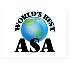 World's Best Asa Invitations