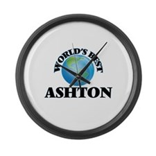 World's Best Ashton Large Wall Clock