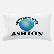 World's Best Ashton Pillow Case