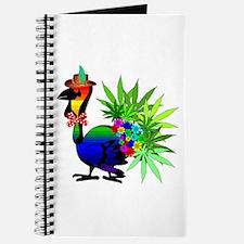 Rainbow Marijuana Thanksgiving Turkey Journal