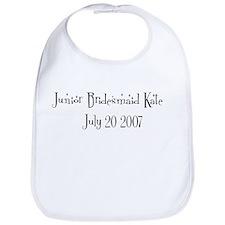 Junior Bridesmaid Kate    Ju Bib
