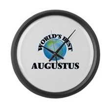 World's Best Augustus Large Wall Clock
