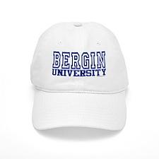 BERGIN University Baseball Cap