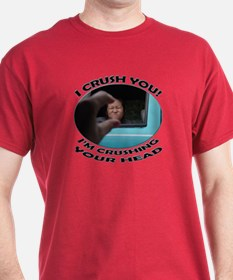 Kids In The Hall - I'm Crushing Your Head T-Shirt