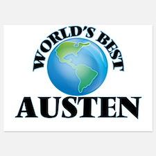 World's Best Austen Invitations