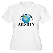 World's Best Austin Plus Size T-Shirt