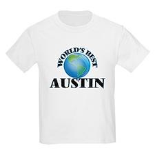 World's Best Austin T-Shirt