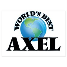 World's Best Axel Invitations
