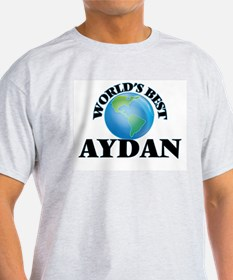 World's Best Aydan T-Shirt