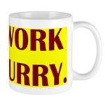 will work for curry Mug