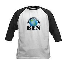 World's Best Ben Baseball Jersey