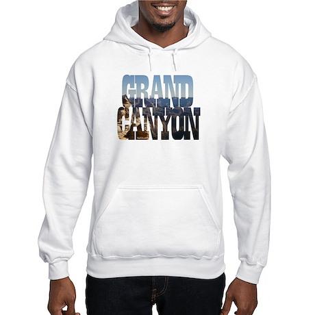 Grand Canyon Hooded Sweatshirt