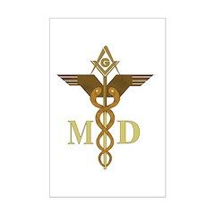 Masonic Medical Doctors Posters