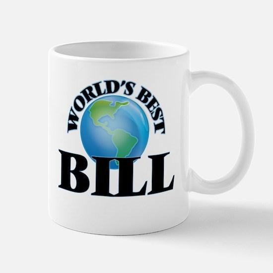 World's Best Bill Mugs