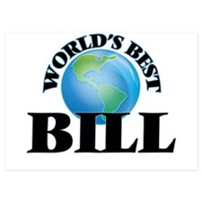 World's Best Bill Invitations