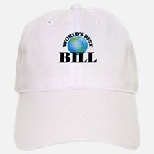 World's Best Bill Baseball Baseball Cap