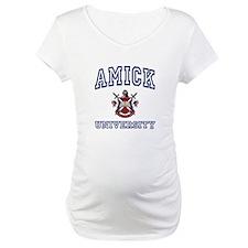 AMICK University Shirt