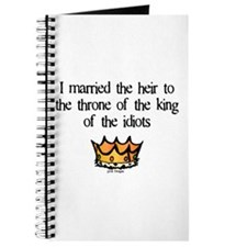 King Of Idiots Journal