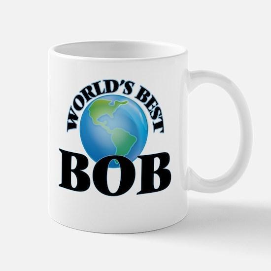 World's Best Bob Mugs
