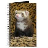 Ferret journal Journals & Spiral Notebooks