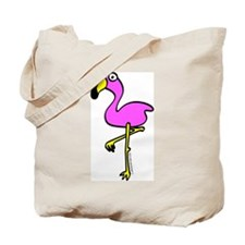 Flamingo! Tote Bag