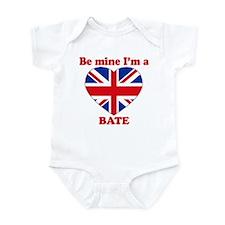 Bate, Valentine's Day Infant Bodysuit