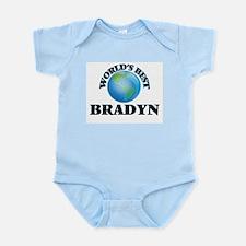 World's Best Bradyn Body Suit