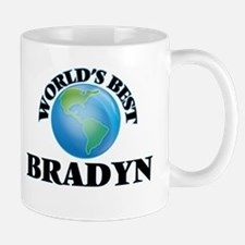 World's Best Bradyn Mugs