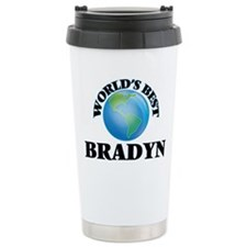 World's Best Bradyn Travel Coffee Mug