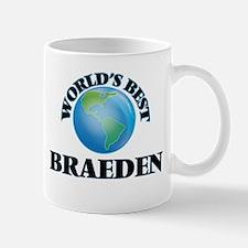 World's Best Braeden Mugs