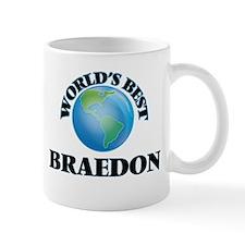 World's Best Braedon Mugs