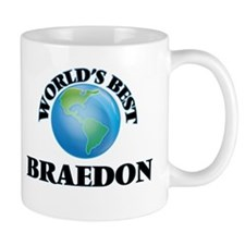 World's Best Braedon Mugs