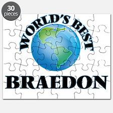 World's Best Braedon Puzzle