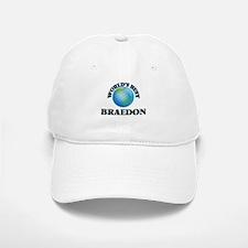 World's Best Braedon Baseball Baseball Cap