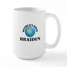 World's Best Braiden Mugs