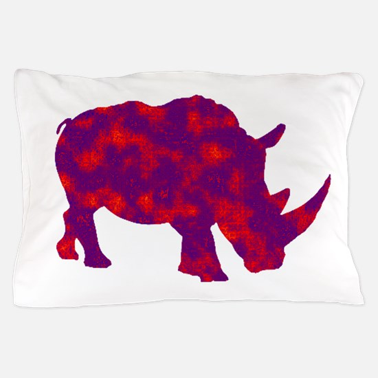 RHINO UP Pillow Case
