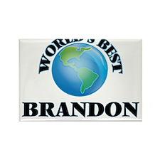 World's Best Brandon Magnets