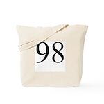 Dork 98 Tote Bag