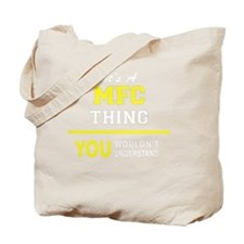 Unique Mfc Tote Bag