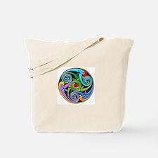 Celtic Circle 2 Tote Bag