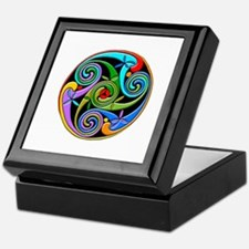 Celtic Circle 2 Keepsake Box