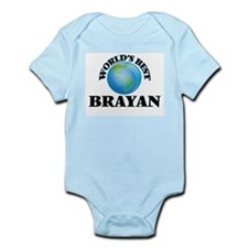 World's Best Brayan Body Suit