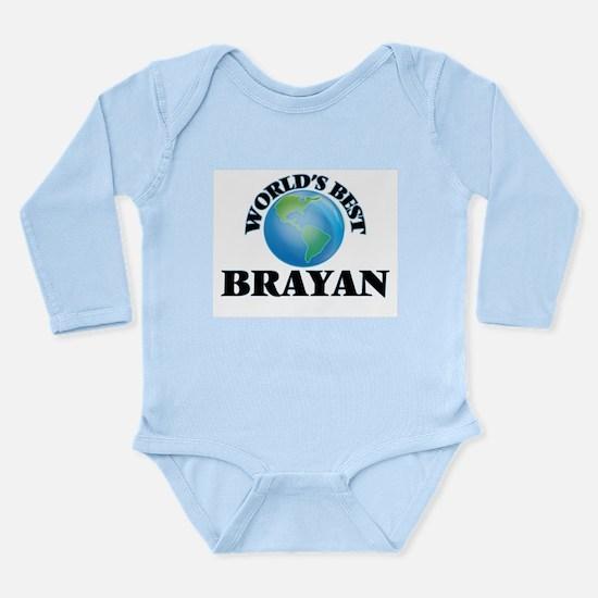 World's Best Brayan Body Suit
