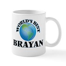 World's Best Brayan Mugs