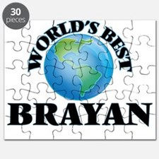 World's Best Brayan Puzzle