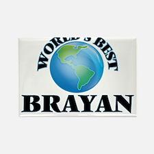 World's Best Brayan Magnets