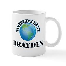World's Best Brayden Mugs