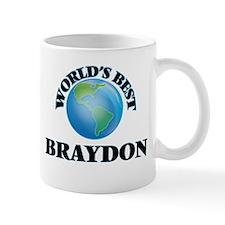 World's Best Braydon Mugs