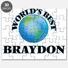 World's Best Braydon Puzzle
